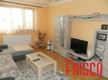 Prenajmeme kompletne zariadený 3-izbový byt v Seredi