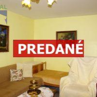 1 izbový byt, J. Murgaša, Prievidza, 39 m², Pôvodný stav