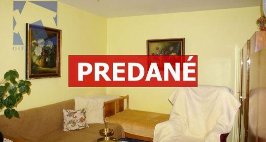 PREDANÉ EXKLUZÍVNE 1 izbový byt 39 m2 Prievidza Čínsky múr 102011