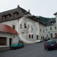 Polyfunkčný objekt, Banská Štiavnica, 3300 m², Čiastočná rekonštrukcia