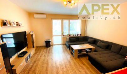 Exkluzívne APEX reality 3i. byt na Podzámskej ul. po komplet. rekonštrukcii, 72 m2, klíma, 2x komora