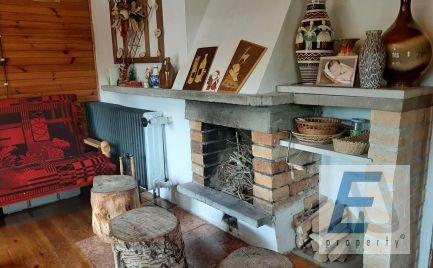Rodinná CHATA - Liptovská Teplička, Vikartovský Mlyn
