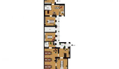 220 m2 v historickom centre na pašej zóne