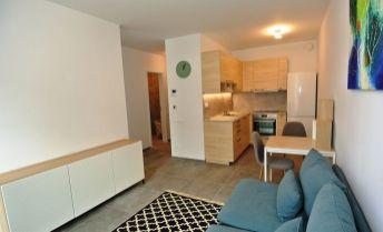 Prenájom, nový a zariadený 2-izb. byt s parkovaním, Račianska ulica, BA III-Nové Mesto