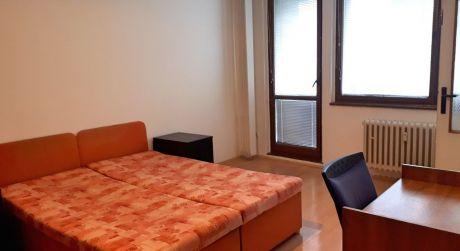 Priestranný 1i byt s veľkou loggiou na Donnerovej