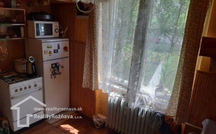 1 izbový byt Rožňava