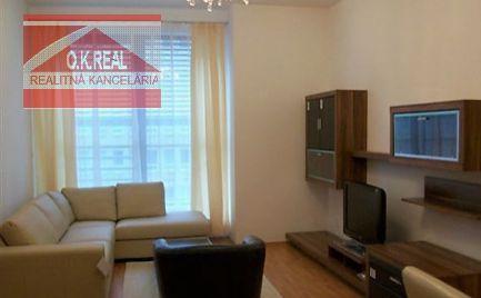 Ponúkame na prenájom 2-izbový byt s parkovacím státím ul. Nám. slobody, novostavba Five star residence