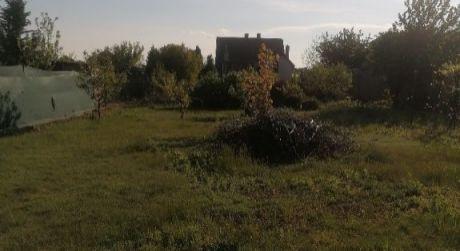 Kuchárek -real: Ponúka stavený pozemok v obci Cífer.