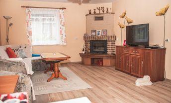 PREDAJ: Na predaj nádherný rodinný dom v Štiavnických vrchoch
