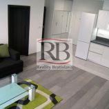 Na prenájom 2 izbový byt v novostavbe na Vlárskej ulici v lokalite Kramáre