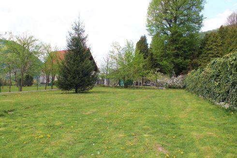 Pozemok so stavebným povolením na bungalov