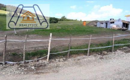 Exkluzívne - na predaj pozemok so stavebným povolením v obci Jasenica