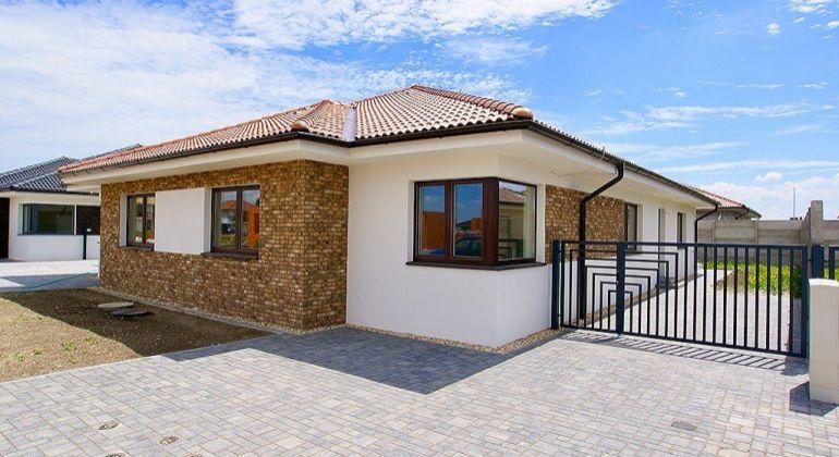 REZERVOVANÉ - Novostavba, 4-izbový rodinný dom na kľúč - Galanta