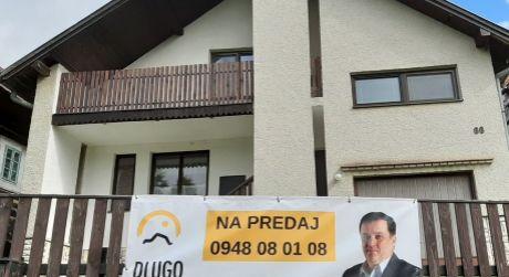 Rodinný dom na predaj, pozemok 972 m2, Brutovce okres Levoča