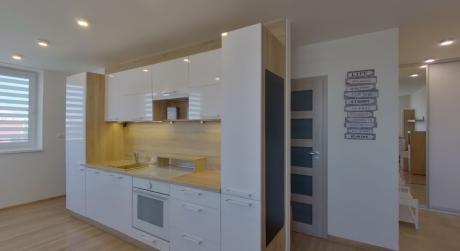 REZERVOVANÉ za 15 dní: 2 izbový byt na predaj - Poprad Veľká s balkónom