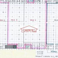 Výroba, Levice, 13891 m², Pôvodný stav