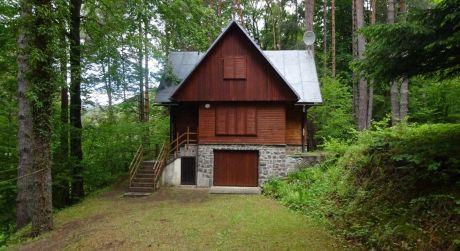 Na predaj chata vo Valči - v lese