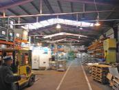 Hala 1000m2 pre výrobu alebo sklad