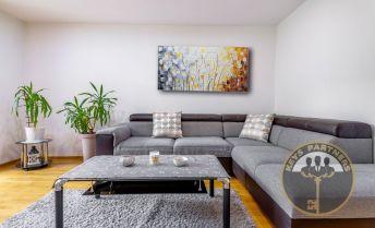IBA U NÁS - Veľký 4 izbový byt v obci BUDIMÍR