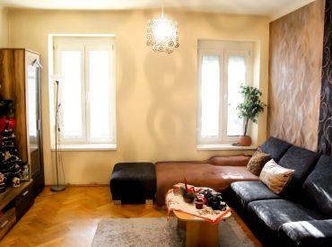 * ZNÍŽENÁ CENA * Na predaj 2-izbový byt + KK, zrekonštruovaný, 58 m², Vajnorská ul., Bratislava III. – Nové Mesto