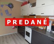 REZERVOVANÉ EXKLUZÍVNE 3 izbový byt 71 m2 Prievidza Energetikov 10022