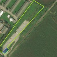 Priemyselný pozemok, Dolná Seč, 7288 m², Pôvodný stav