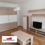 RK Byty Bratislava prenajme 1 - izb. byt, Guothova ul., BA III - Kramáre