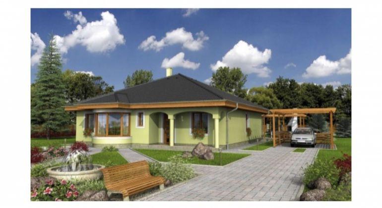 4izbový bungalov v stave holodom v peknej časti Hamuliakova na predaj