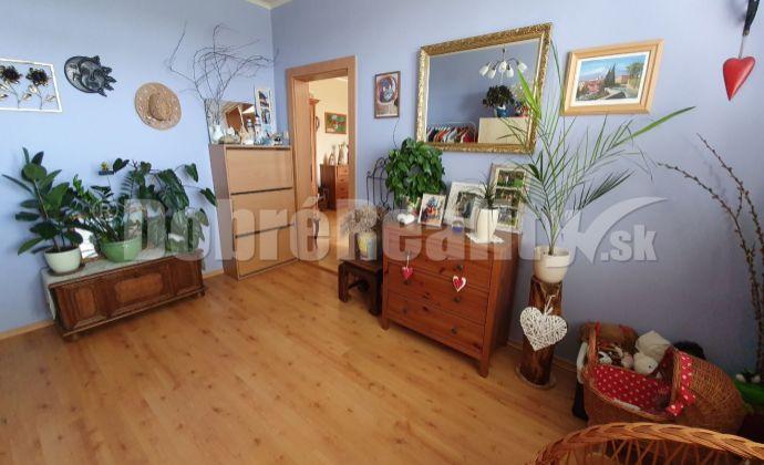 Nové bývanie práve pre Vás-pekný 3 izbový byt s klimatizáciou