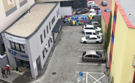 Prenájom kancelárskych priestorov 90,2 m2 v Trenčíne, lokalita Dlhé hony