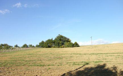 Pekné a slnečné stavebné pozemky po 2480 a 2481 m2 v Skalke nad Váhom