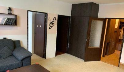 Na predaj 2. izbový byt Staré Mesto, Brnianska.