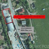 Skladovacie, Kysucké Nové Mesto, 300 m², Pôvodný stav