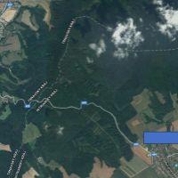 Priemyselný pozemok, Nitrianska Blatnica, 147000 m², Pôvodný stav