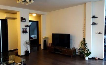 Moderný 3 izbový byt s klimatizáciou v centre Šamorina, prenájom