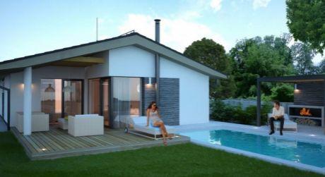 Kuchárek-real: Ponuka 4 izbový bungalov v štádiu holodom Limbach.