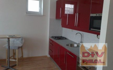 1 izbový byt v cente, Bratislava I, Heydukova ulica, zariadený, klimatizácia, na prenájom