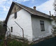 Predaj chalúpky v obci Trebeľovce časť dolná Baba, pozemok 1495m2.