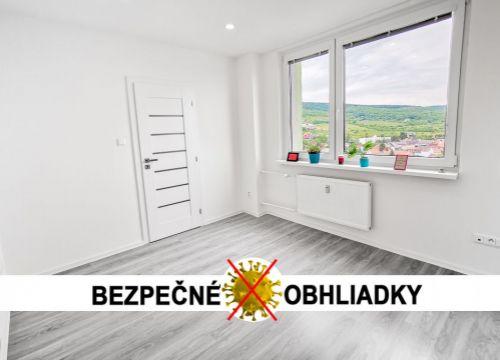 UVÁDZACIA CENA: BA III, Jurkovičova ul., 3 izbový byt, 71 m2, kompletná rekonštrukcia 2020