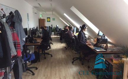 Zariadené kancelárie na prenájom, 78 m2, Michalská ul.
