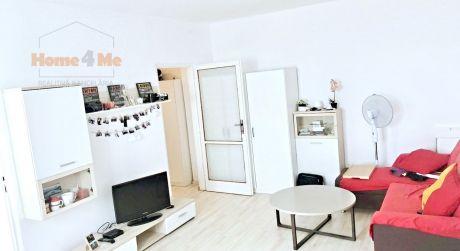 Nájom 1 izbového bytu v Ružinove, Muškátová, s balkónom, stačí sa len nasťahovať!