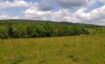 Na predaj pozemok v malebnej obci obklopenej Malými Karpatmi, Dobrá Voda, len 70 km od Bratislavy.