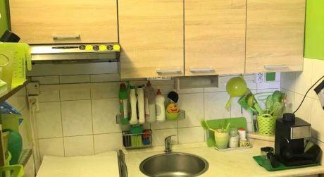Predaj/výmena - čiastočne prerobený malý dvojizbový byt na ul. Selyeho v Komárne