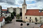 Veľký trojizbový byt priamo v centre Dunajskej Stredy