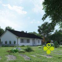Rodinný dom, Zemianske Kostoľany, 115 m², Novostavba