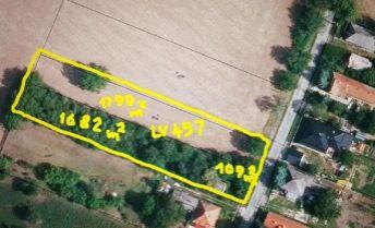 Investičný pozemok pre výstavbu RD v Jesenskom neďaleko NR