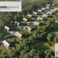 Rekreačný pozemok, Skalica, 1091 m²