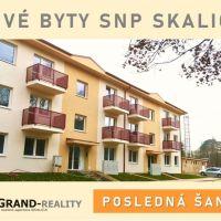 2 izbový byt, Skalica, 48 m², Novostavba