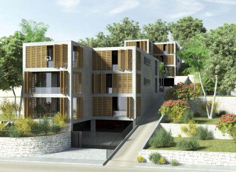 Na predaj limitovaná ponuka exkluzívnych apartmánov pri mori, priamo v centre Rogoznice, KOMPLETNÉ ZARIADENIE APARTMÁNU V CENE