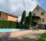 Rodinný dom Závada s bazénom